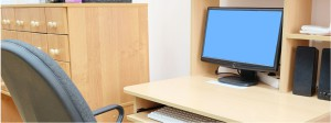 Theydon Bois office self store security self storage waltham cross office desks image