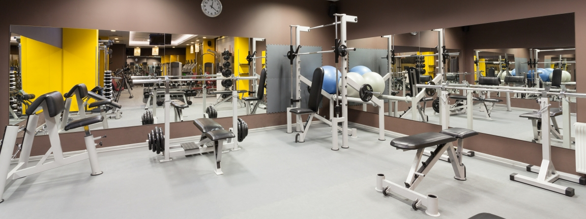 sports equipment storage security self storage gym image