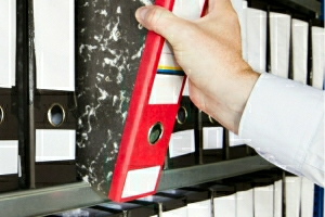 Enfield Wash archive storage security self storage image