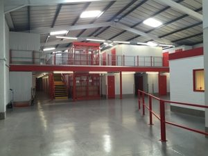 Cheshunt Self Store Loading Bay Security Self Storage Image